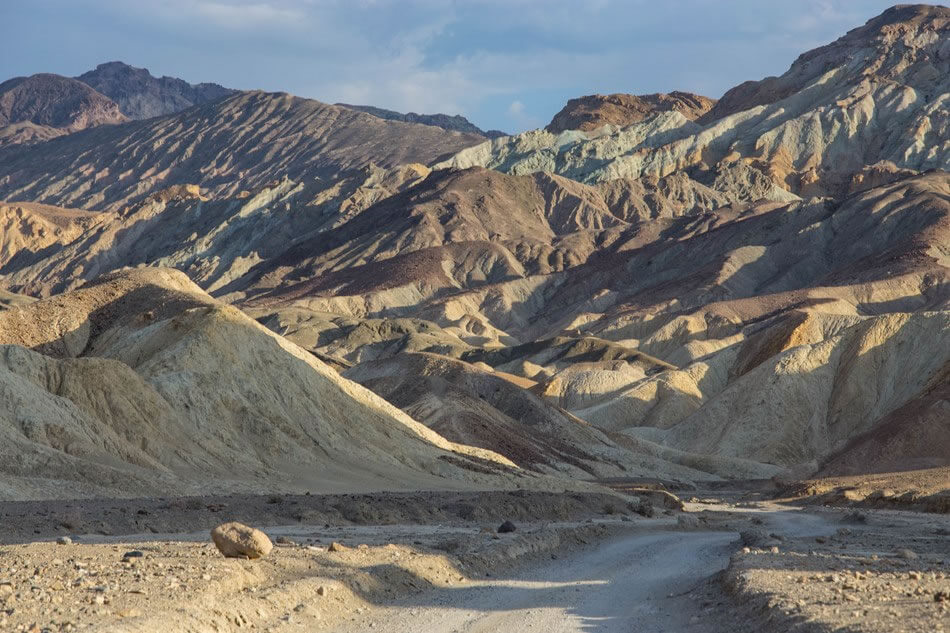 20 Mule Team Canyon Death Valley