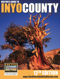 Inyo County Visitor Guide 12th Edition